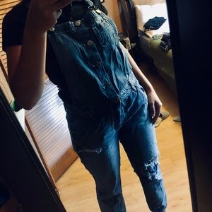 American Eagle Outfitters Jeans - Ae overalls